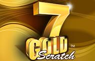 7 Gold Scratch