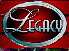 Новый аппарат Legacy для посетителей виртуального казино Вулкан